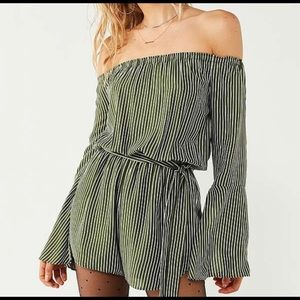 Urban Outfitters Silence + Noise Romper